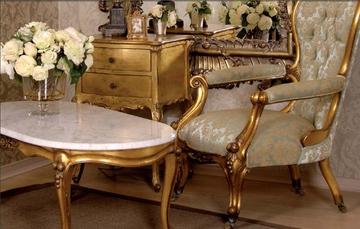 Мебельный антиквариат — немного о мебельных стилях XVIII-XIX веков
