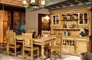 Старинная мебель в стиле Кантри