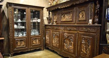 Мебель в бретонском стиле