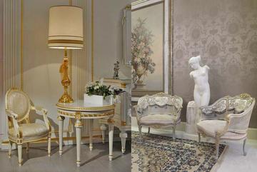 Звезды дизайна: Бержер и кресло в стиле Людовика XV
