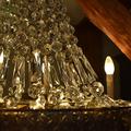 Старинная люстра на 12 свечей