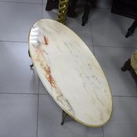 Стол раздвижной в бретонском стиле