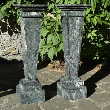 Парные колонны /постаменты