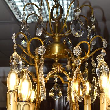 Тумба в испанском стиле