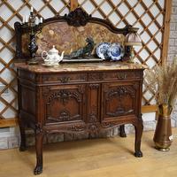 Антикварная горка в стиле Луи XV, Льеж
