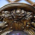 Консоль настенная с натюрмортом