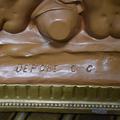 Книжный шкаф в стиле Henry II
