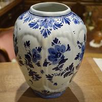 """Керамическая ваза """"Delft"""""""
