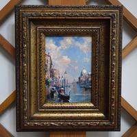 """Картина в раме """"Венеция"""""""