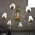 Стол письменный в стиле ар-нуво