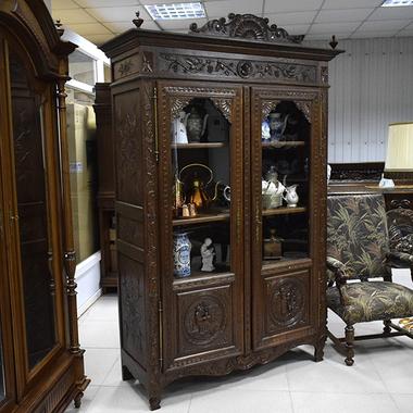 Шкаф в бретонском стиле