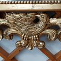 Лавка в бретонском стиле