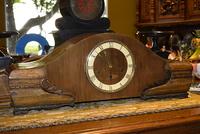 Часы каминные механические с боем
