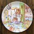 "Коллекция декоративных тарелочек из серии ""the World of Beatrix Potter"""
