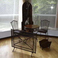 Комплект кованной мебели из 5 предметов