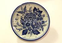 Тарелка Delft