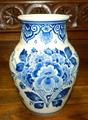 """Маленькая вазочка """"Delft"""""""