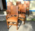 Комплект из 4 стульев середины ХХ века